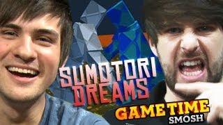 SUMO WRESTLING GONE WRONG (Gametime w/ Smosh)