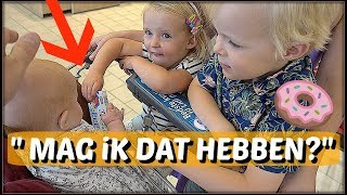 BABY WiL CHOCOLA! 👶 | Bellinga Familie Vloggers #1081