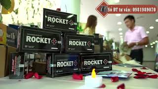 Giới thiệu về Rocket - Sao Thái Dương