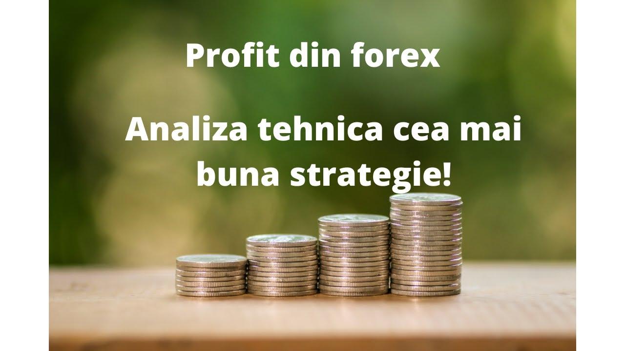 cea mai bună strategie forex