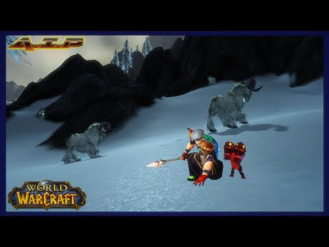 ONTO WINTERHOOF!! Northrend Adventures S1: Ep. 9 (World of Warcraft: WOTLK)