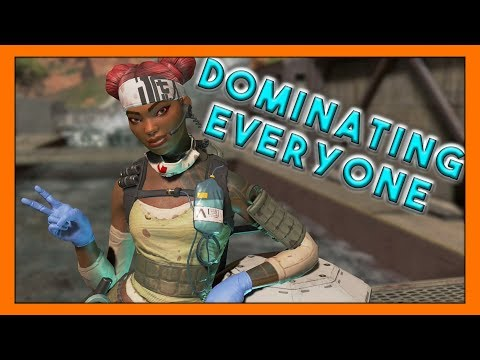 Dominating Anyone In Our Way! - Seagull - Apex Legends