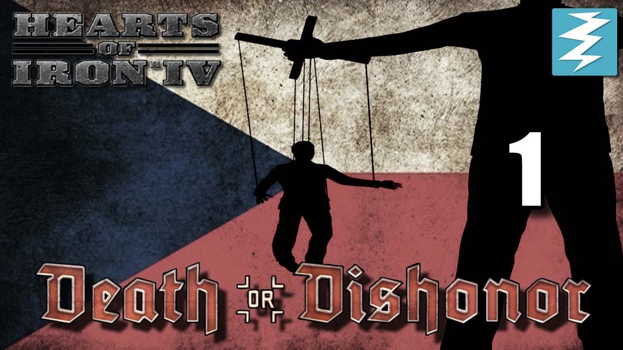 CZECHOSLOVAKIAN PUPPET [1] CZECHOSLOVAKIA - Death or Dishonor - Hearts of  Iron IV HOI4 Paradox