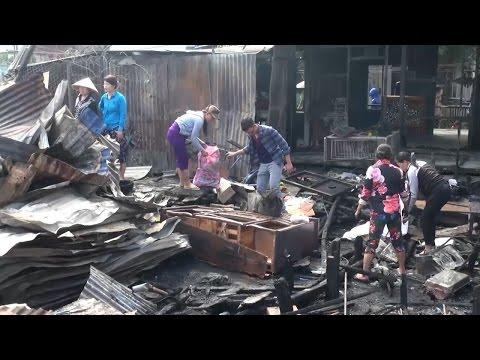 Tin Tức 24h: Khánh Hòa ổn định đời Sống Cho Các Hộ Dân Bị Cháy Nhà