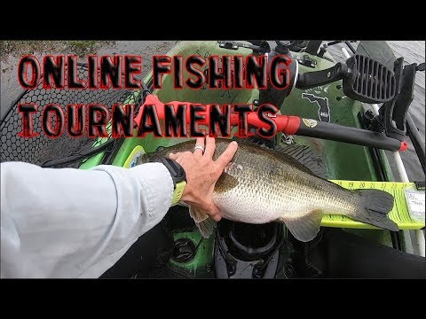 Online Fishing Tournaments - 7/3/19