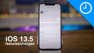 What's new in iOS 13.5? (COVID-19 Contact Tracing, Face ID Mask detection, and more)