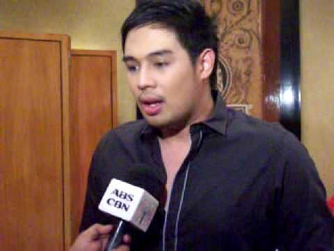 Jed Madela - The Greatest Gift (Interview) Part 1