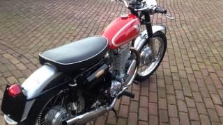 Matchless G80CS 1961