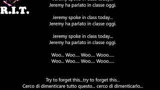 Jeremy - Pearl Jam testo e traduzione