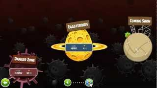 Angry Birds Space Gameplay PC Last Level (HD)