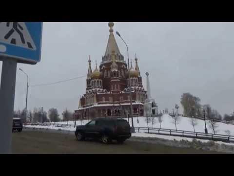 Родной Ижевск  mi vida en Izhevsk