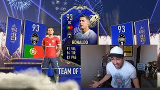 ME TOCA CRISTIANO RONALDO IN A PACK !!! ¿Es TOTY?