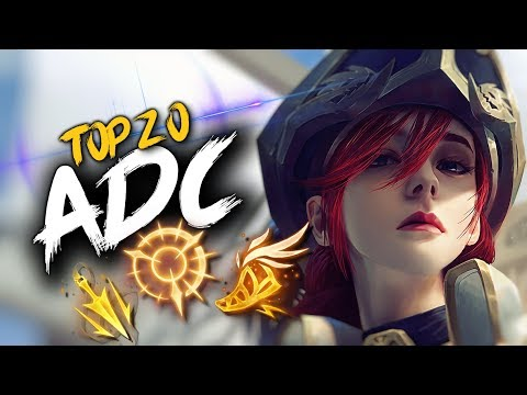 Top 20 ADC Plays #21   League of Legends thumbnail