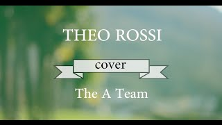 Theo Rossi cover  The A team