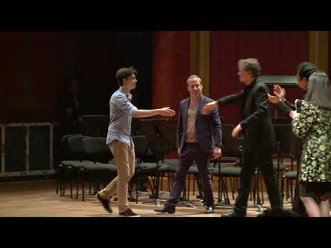 Menuhin Competition 2018 Senior finals results