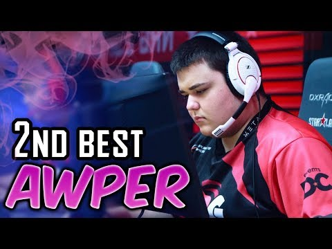 CERQ: NA'S 2ND BEST AWPER?? (FPL)