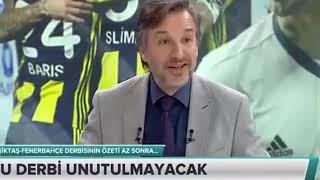 Beşiktaş Fenerbahçe 3 3 Maç Sonu Yorumları Turgay Demir , İlker Yağcıoğlu