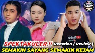 Download HANYA BISA TAHAN NAFAS.!! LIHAT RANDA & AULIA - SEMAKIN SAYANG SEMAKIN KEJAM - DA ASIA 5 - REACTION