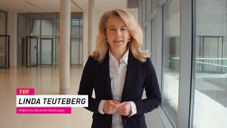 Linda Teuteberg:  Video Regierungserklärung nach Coronagipfel