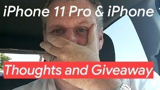 Apple Event iPhone 11 And 11 Pro Thoughts?