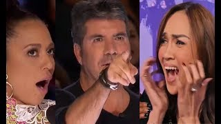 TOP 5 SHOCKING Auditions - Americas Got Talent 2017