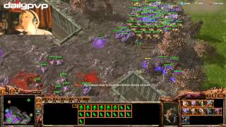 Starcraft 2: Heart Of The Swarm Walkthrough Final Mission  20  *the Reckoning*,