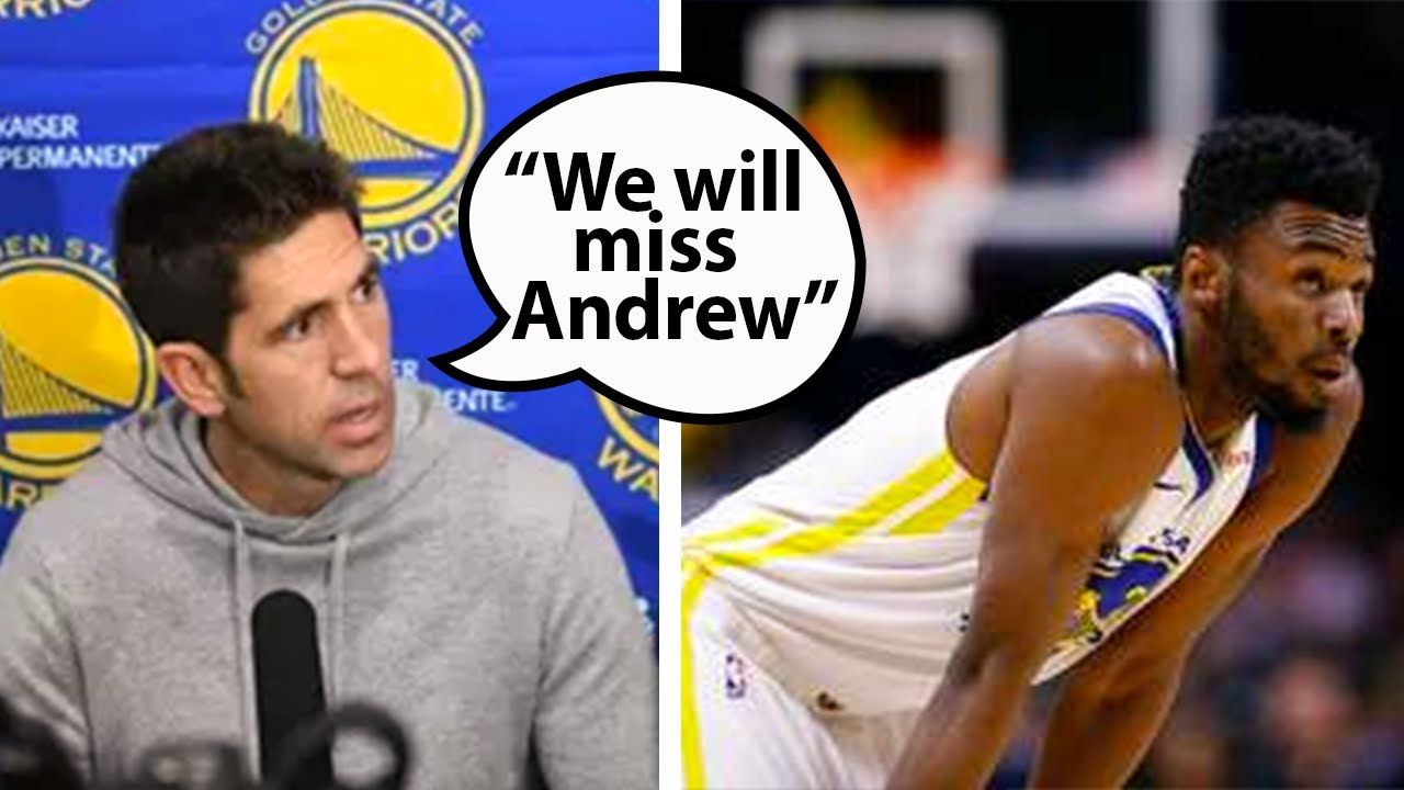Golden State Warriors TRADING Andrew Wiggins To A SECRET Team This Offseason?!