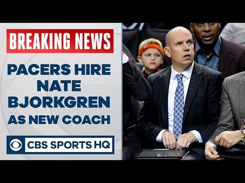 Pacers hire Raptors assistant Nate Bjorkgren as new coach  CBS Sports HQ