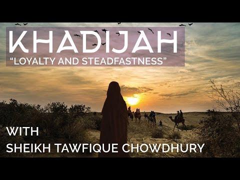 """100 Heroes of Islam"" Khadijah bint Khuwaylid"