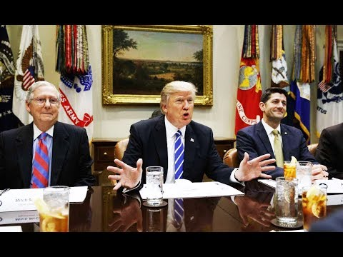 Thumbnail: CBO: Trumpcare Would Kick 22 MILLION Off Healthcare