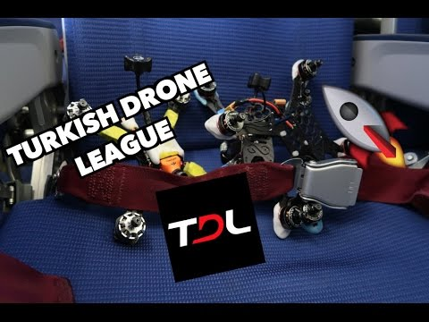 Drone Racing in Istanbul Turkey #Vlog23