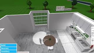 HILL HOUSE Fast Build (Tutorial) Bloxburg- Roblox