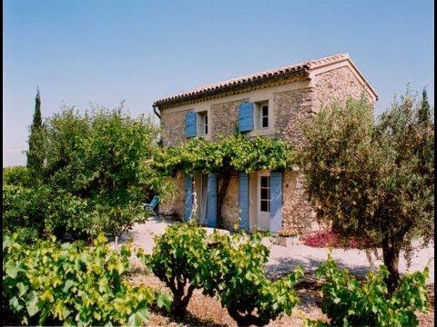 Vakantiehuis bij Mazan in de Provence, Vaucluse. Vakantiehuis nabij de Mont-Ventoux.