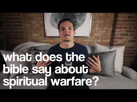 Understanding & Fighting Spiritual Warfare