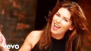 Shania Twain Don T Be Stupid You Know I Love You Official Music Video