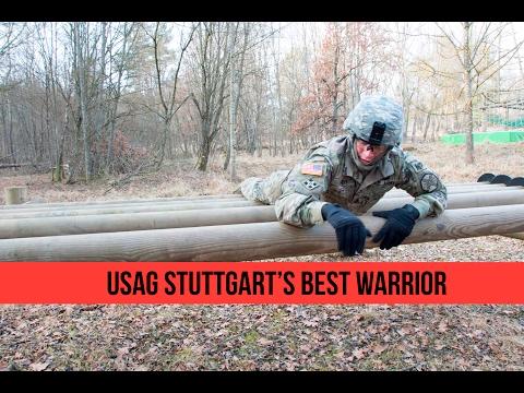 U.S. Army Garrison Stuttgart Best Warrior Competition