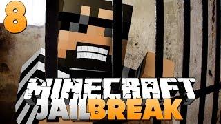 Minecraft SCHOOL JAIL BREAK | HARRY POTTER BOOKS!! [8]