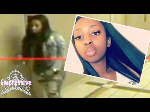NEW Footage of Kenneka Jenkins caught on surveillance camera raises more questions