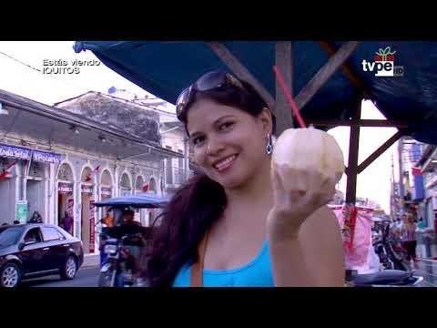 Reportaje Al Perú: Iquitos: De La Maravilla Su Capital (12/12/2019)   TVPerú