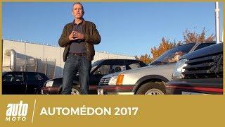 Automédon 2017 : nos coups de coeur youngtimers et voitures de collection