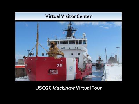 USCGC Mackinaw Virtual Tour