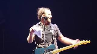 Pearl Jam: Eddie & Jill Vedder (I-Days Festival, Rho, Milano - 22/6/2018)