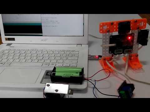 用Arduino玩AI系列02 ~ 人臉辨識-門禁系統