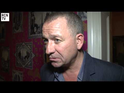 Elementary Inspector Lestrade - Sean Pertwee Interview