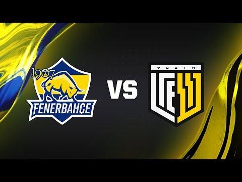 1907 Fenerbahçe Espor ( FB ) vs BeykentUni YouthCREW ( YC )   2018 Yaz Mevsimi 9. Hafta