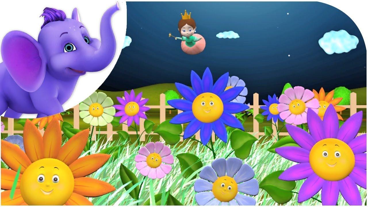 Spring Is Here Nursery Rhyme With