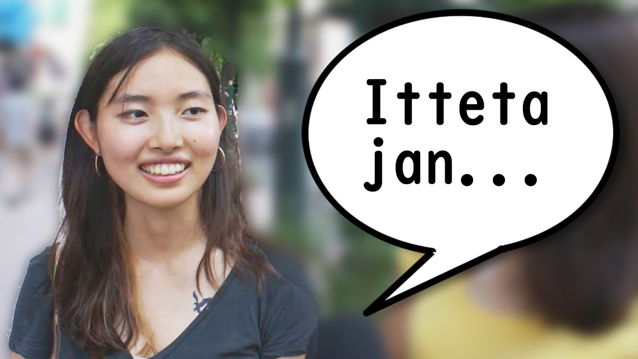 Standard Japanese vs Dialects (Tokyo, Osaka, Hiroshima)