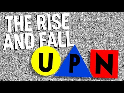 UPN: The Rise of the 5th TV Network (pt. 1)