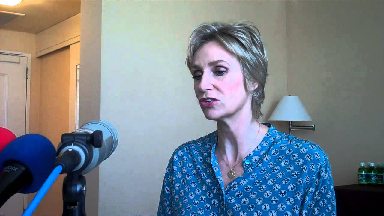 Jane Lynch On Her Character Of Sgt Calhoun In Wreck It Ralph