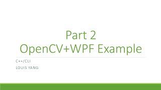 C++/CLI Part 2
